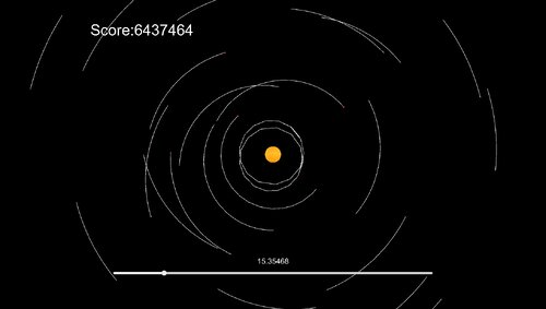 Planet Simulator(α版) Game Screen Shot3