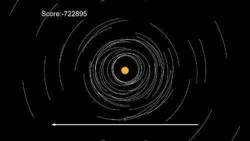 Planet Simulator(α版) Game Screen Shots