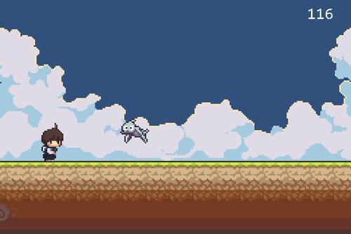 Chikoku-! Chikoku-! Game Screen Shot1