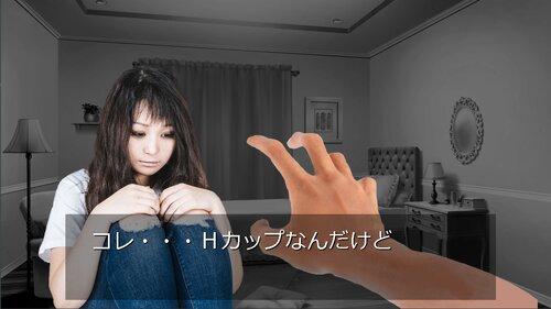 【恐怖】フリー素材のお姉さん【ハニートラッパー】 Game Screen Shot1