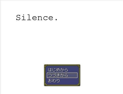 Silence. Game Screen Shots