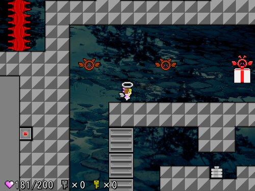 エンジェリングⅡ 硝子の城の忘れ姫 Game Screen Shot