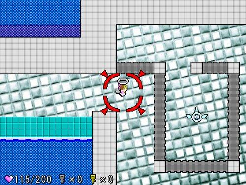 エンジェリングⅡ 硝子の城の忘れ姫 Game Screen Shot4