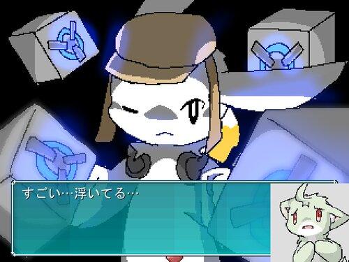 けもっとウォーリアー(LostMemoryCrystalBsast編) Game Screen Shot