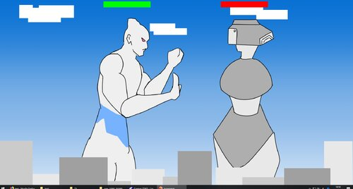 ハイパーグレートマン Game Screen Shots