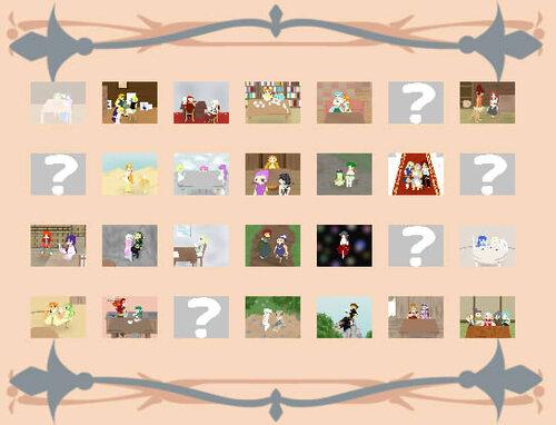 城をたずねて3千里 Game Screen Shot5