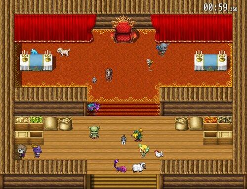 どうぶつ算数 Game Screen Shot2