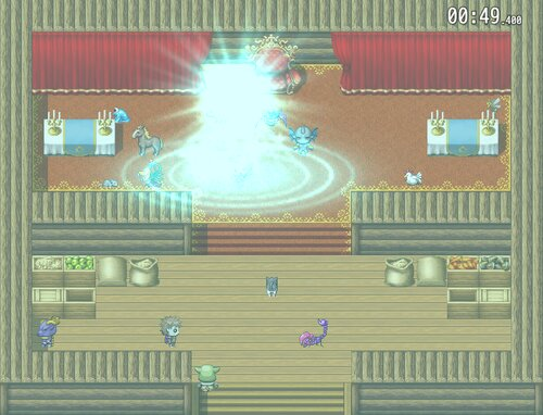 どうぶつ算数 Game Screen Shot3
