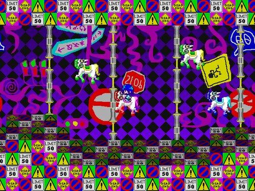 00 - ZeroZero (ぜろぜろ) - ver1.11 Game Screen Shot5