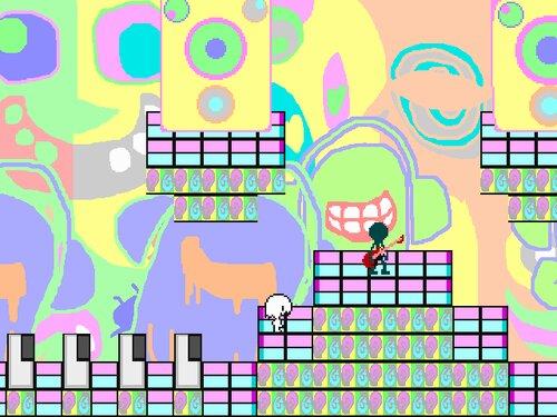 00 - ZeroZero (ぜろぜろ) - ver1.11 Game Screen Shots