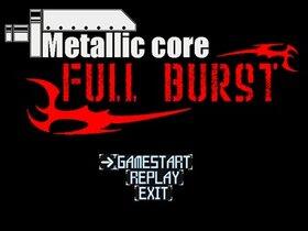Metallic core FB CFver Game Screen Shot2