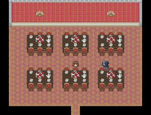 薔薇の洋館 Game Screen Shot1