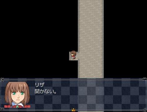 薔薇の洋館 Game Screen Shot2
