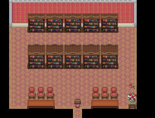 薔薇の洋館 Game Screen Shot3
