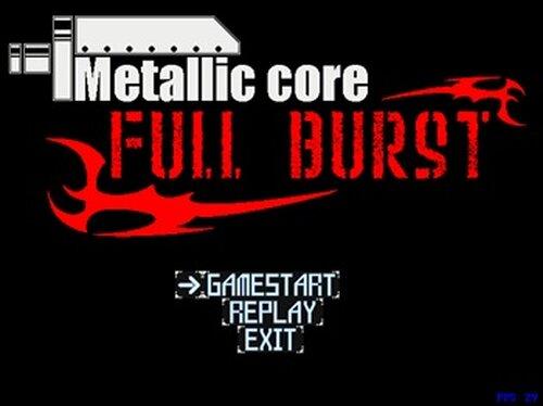Metallic core FB NAver Game Screen Shot2