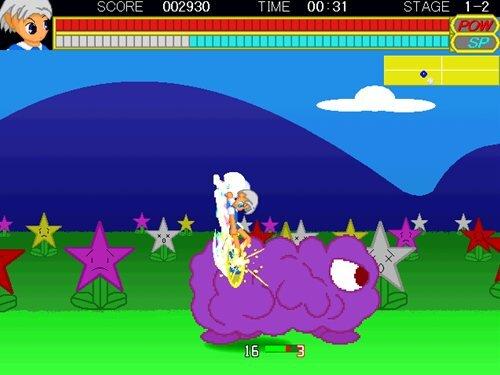 スターズパーティー Game Screen Shot