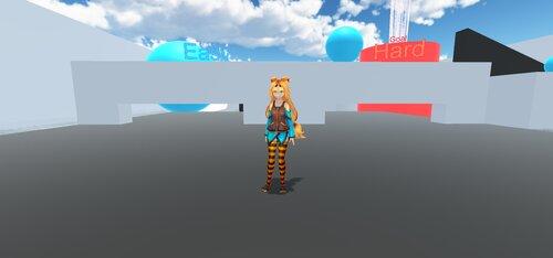 ユニティちゃんランナー Game Screen Shot2