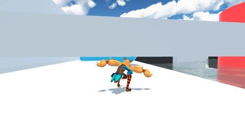 ユニティちゃんランナー Game Screen Shots
