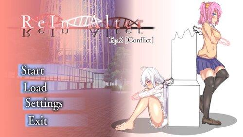 ReIn∽Alter Ep.2 Game Screen Shot1