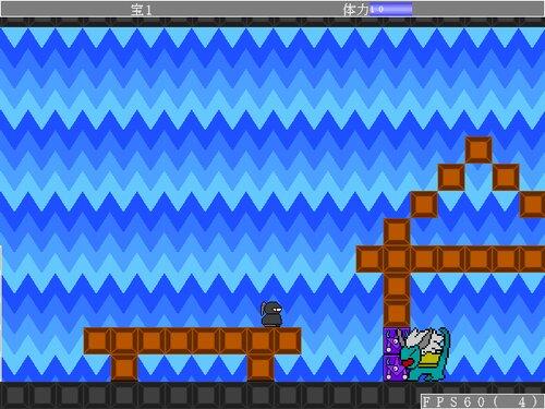 怪盗ニンニン Game Screen Shot1