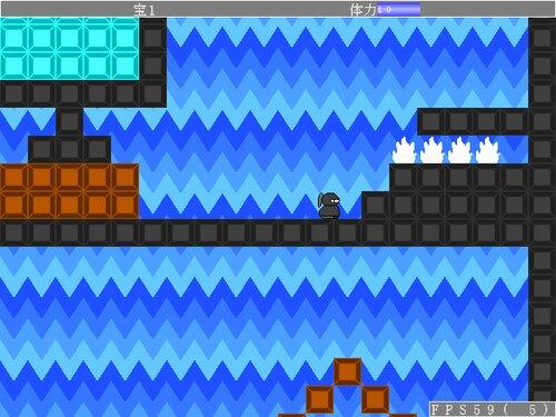 怪盗ニンニン Game Screen Shot3