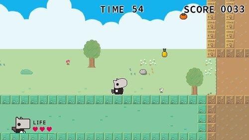 アリクイくんのフルーツパーティ Game Screen Shot