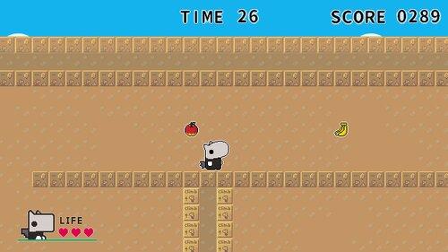 アリクイくんのフルーツパーティ Game Screen Shots