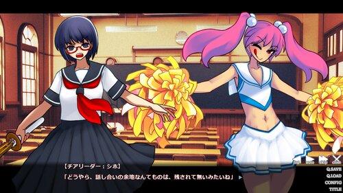 学園RPG ~闘・非行生徒会長~ Game Screen Shot3