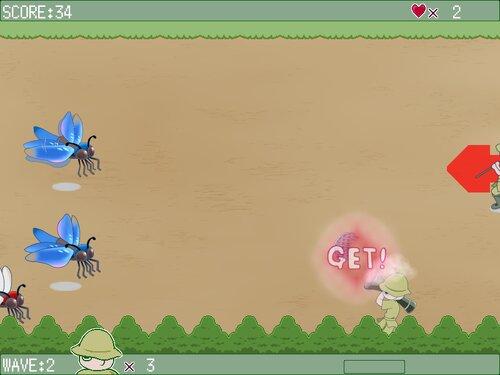 トンボハンター Game Screen Shot3
