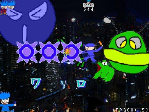 ヤシーユのおきらくシューティング2 Game Screen Shot5