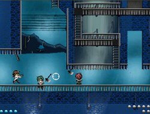 不死鳥の棲む街  二章 Game Screen Shots