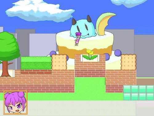 ドルチェのスイーツランド Game Screen Shot