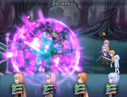 """キミ ノ 英雄譚-episode of """"another world""""- Game Screen Shots"""