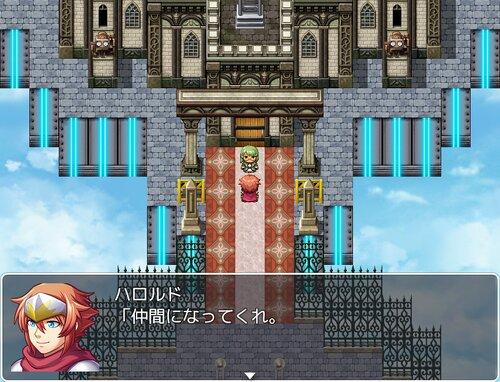 ハロルドのデフォルトRPG Game Screen Shot2