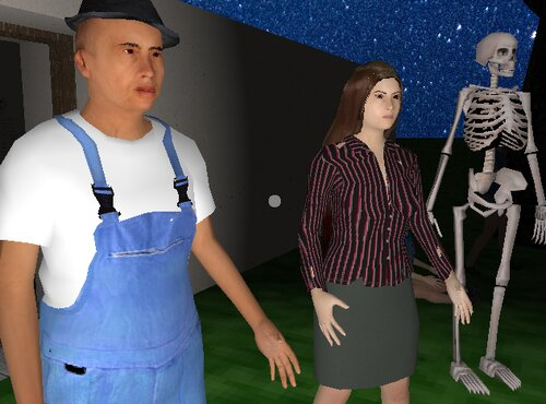 Gladness3D Game Screen Shot4