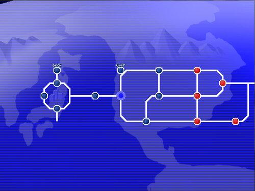 超破壊ロボ ブレイカブル― Game Screen Shot5