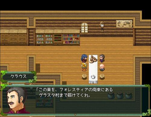 クレアの冒険 ~RPGツクールMVリメイク版~ Game Screen Shot1
