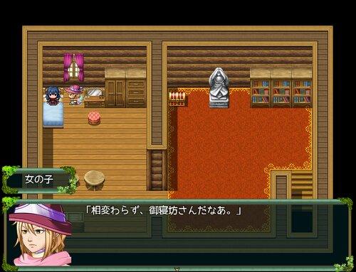 クレアの冒険 ~RPGツクールMVリメイク版~ Game Screen Shot2