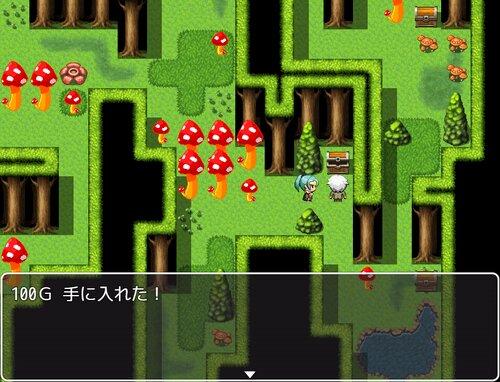 巫女と夢魔と少年と Game Screen Shot3
