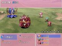 【旧作】ミリオンマジック!!のゲーム画面