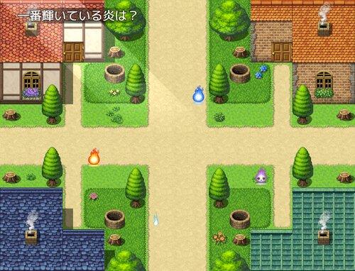 直感的☆十二支診断 Game Screen Shot5