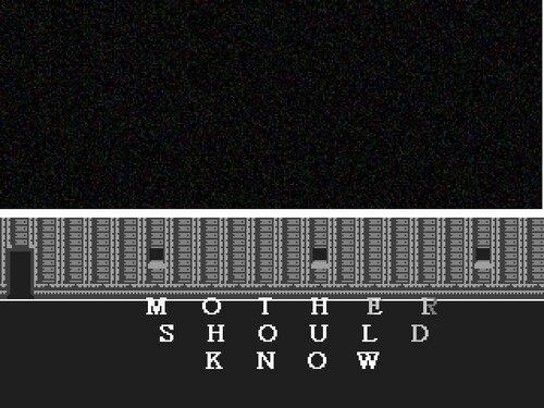マザー・シュッド・ノウ Game Screen Shots