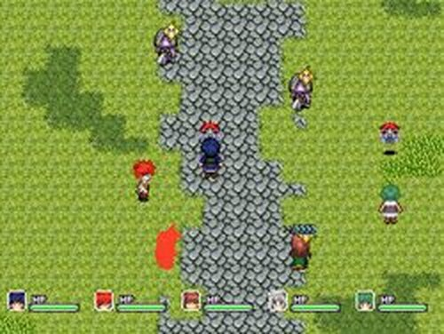 Rectangles Game Screen Shots
