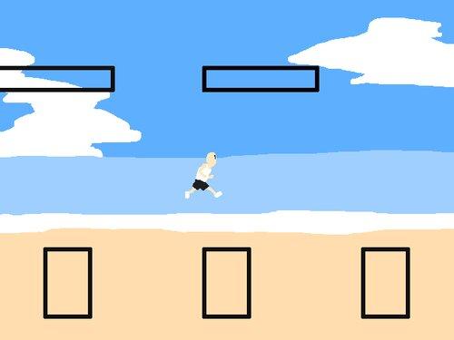 Runner Game Screen Shots