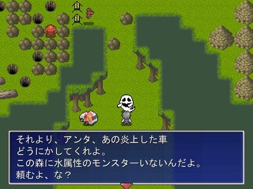 適材適所ノ死闘 Game Screen Shot