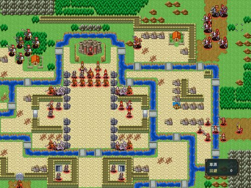 ランディアX Game Screen Shot3