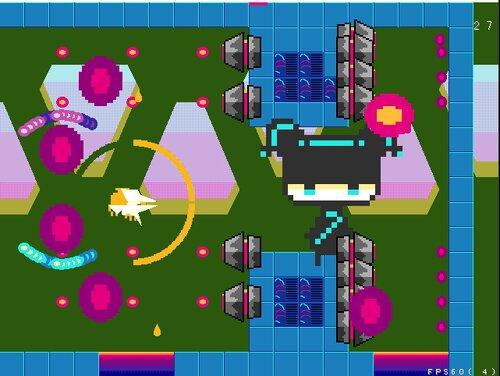 楽園は空高く Game Screen Shot2