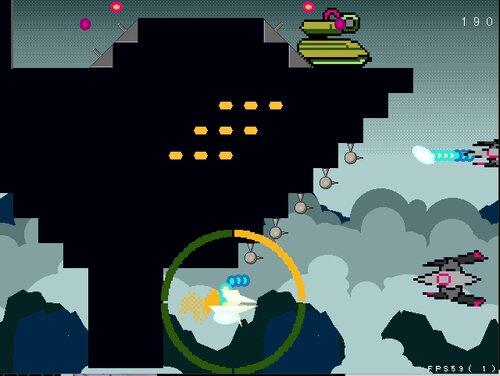 楽園は空高く Game Screen Shot3