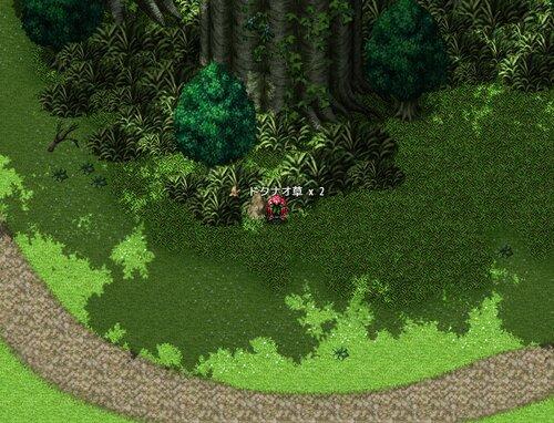 花屋のローズと幻月草 Game Screen Shot2