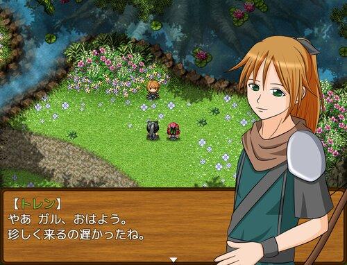 花屋のローズと幻月草 Game Screen Shots